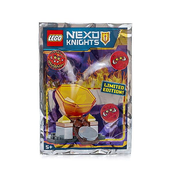 "271607 Nexo Knights ""Катапульта"""