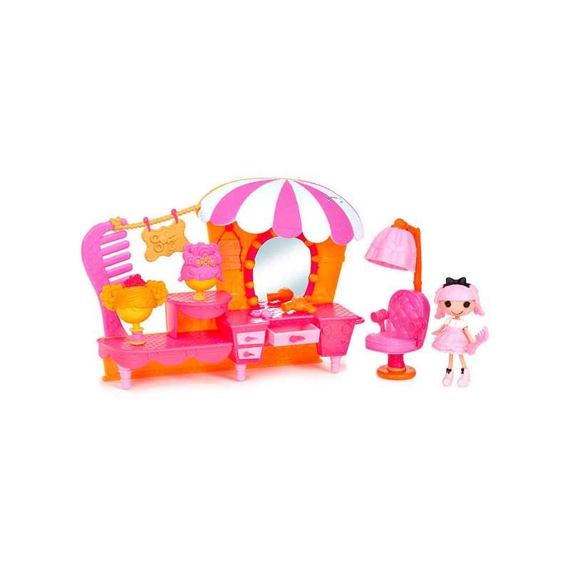 541387  Игрушка кукла Mini Lalaloopsy с интерьером, в асс-те