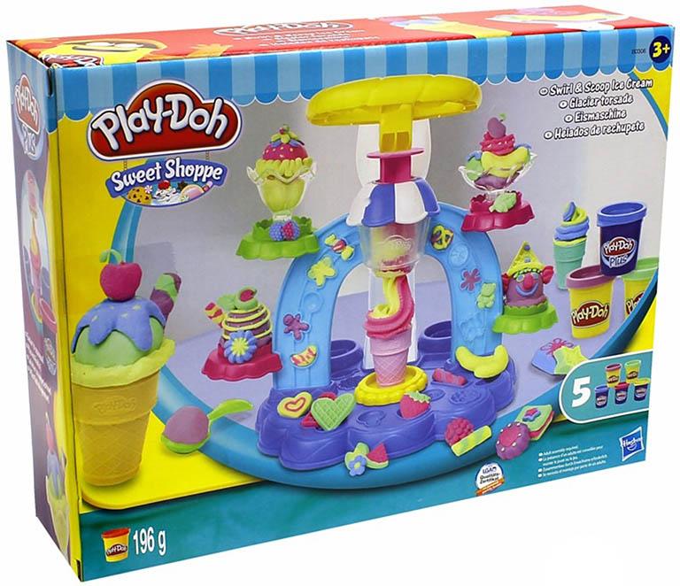 """Play-Doh B0306 """"Фабрика Мороженого"""""""