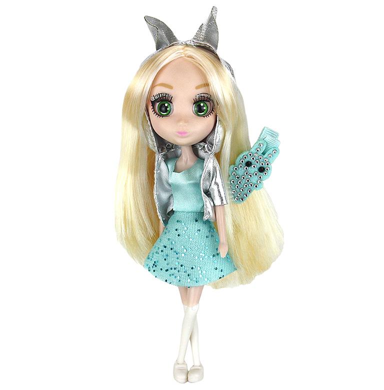 6673 Shibajuku GIRLS Кукла 15см Кое