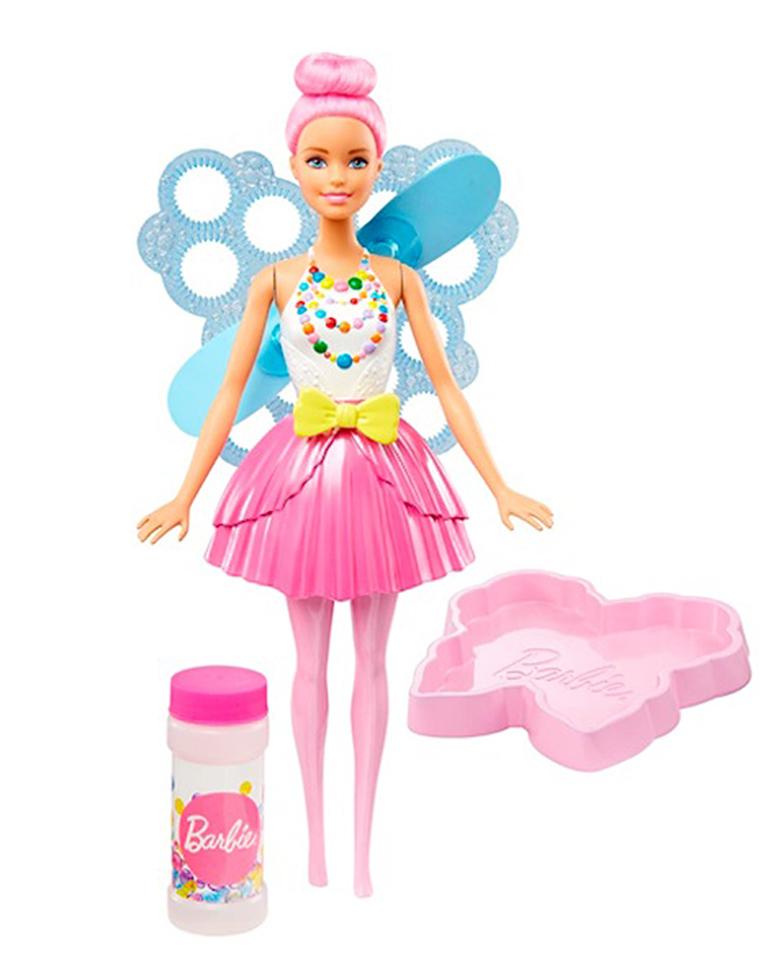 DVM94 Barbie® Феи с волшебными пузырьками в ассортименте