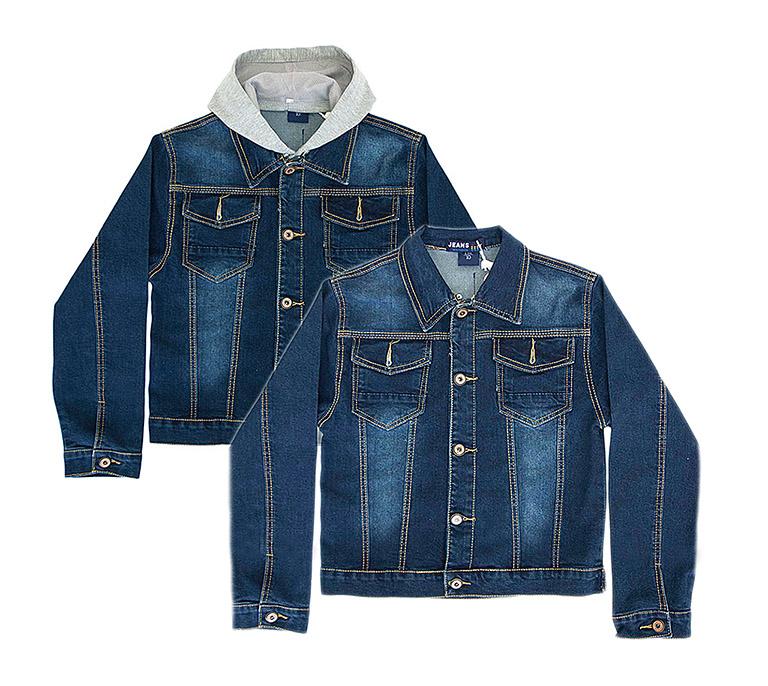 Куртка джинсовая 9078 М