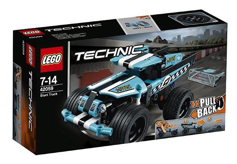 "42059 Technic ""Трюковой грузовик"""