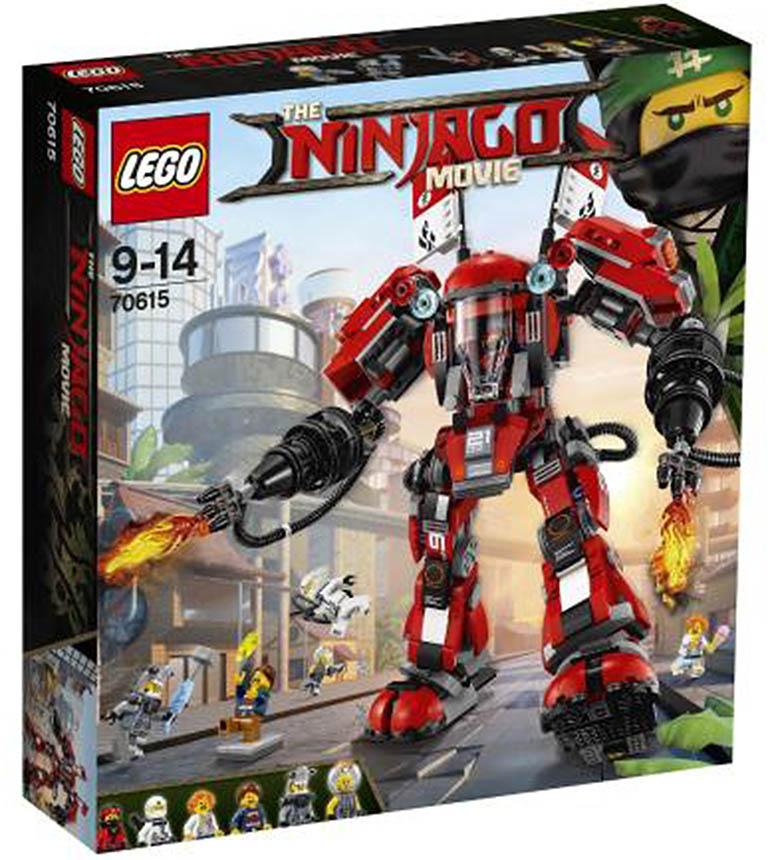 """70615 Ninjago """"Огненный робот Кая"""""""