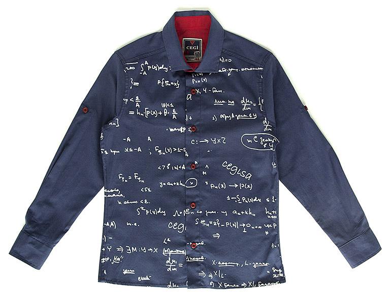 Рубашка 0035 (6-9лет)