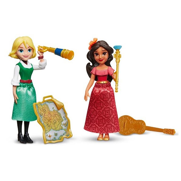 0380 Маленькие куклы Елена – принцесса Авалора в ассорт.