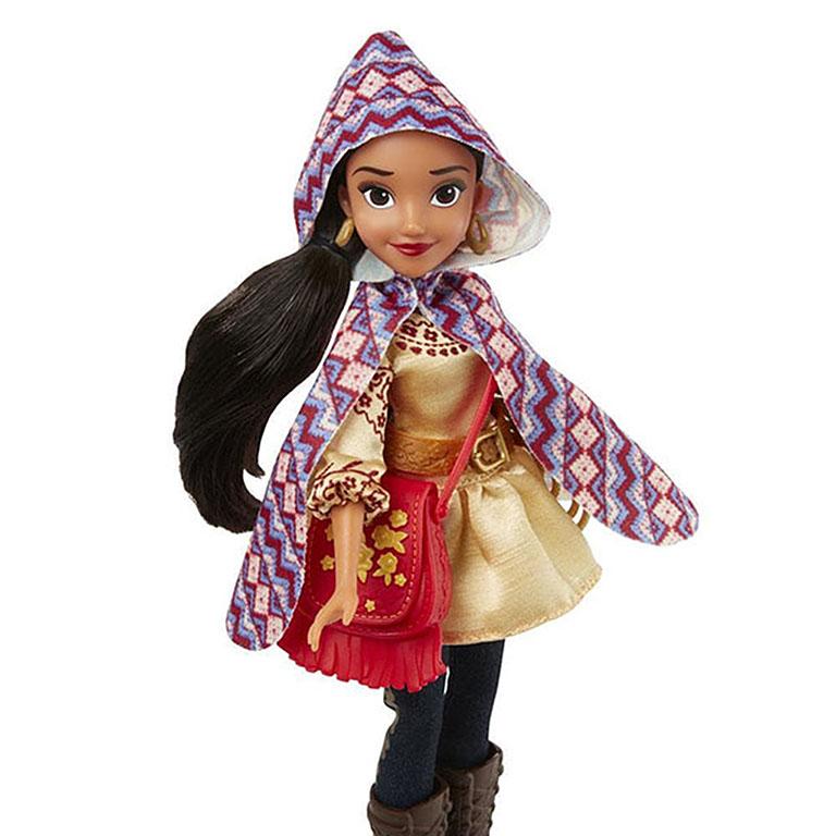 0378 Модная кукла Елена в наряде для приключений