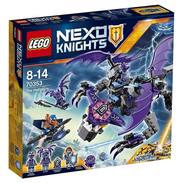 """70353 Nexo Knights """"Летающая Горгулья"""""""
