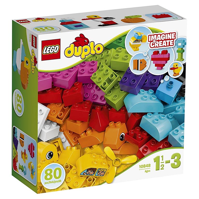 "10848 DUPLO ""Мои первые кубики"""