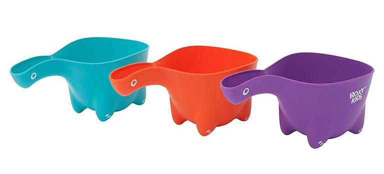 RBS-002 Ковшик для мытья головы DINO SCOOP