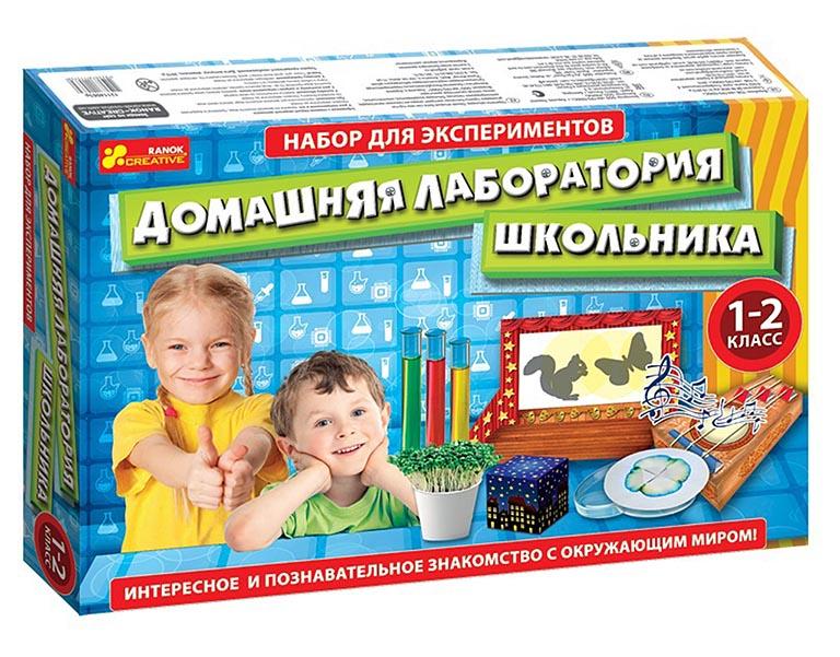 12114063 Лаборатория школьника - Научные игры