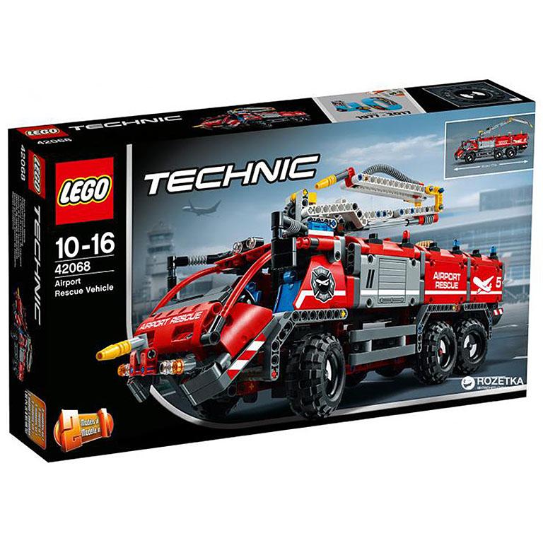 """42068 Technic """"Автомобиль спасательной службы"""""""