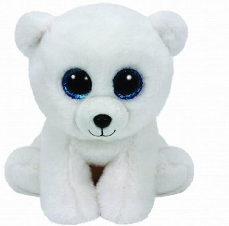 90221 Classic Мишка белый Arctic, 25 см