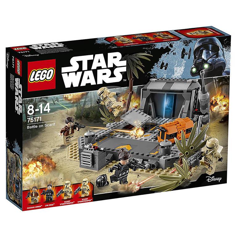 """75171 STAR WARS """"Битва на Скарифе"""""""