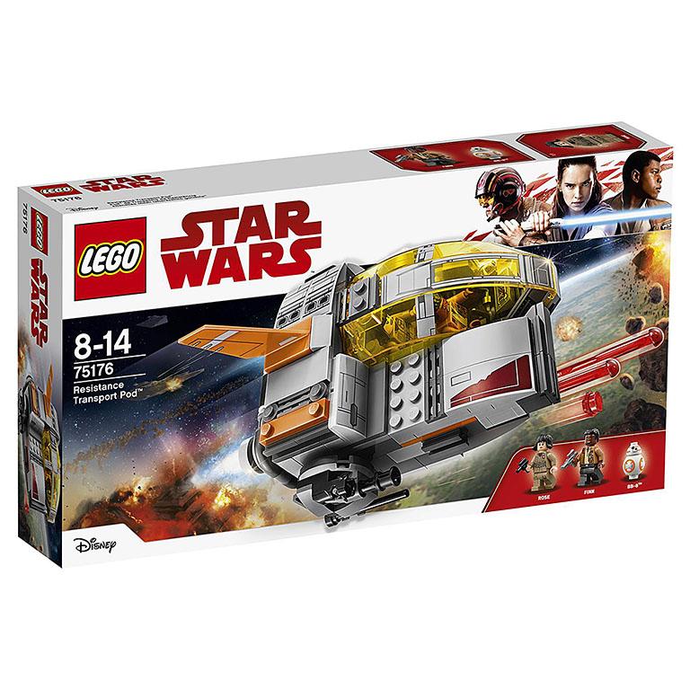 """75176 STAR WARS """"Транспортный корабль Сопротивления"""""""