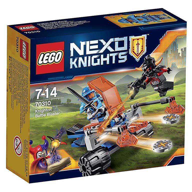 """70310 Nexo Knights """"Королевский боевой бластер"""""""