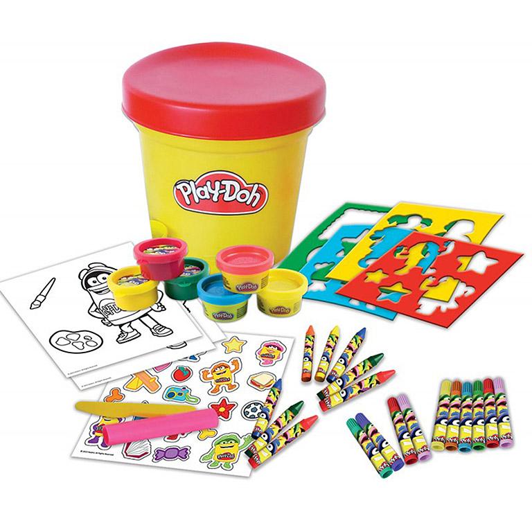 "CPDO051 Play-doh ""Необычное ведерко"""