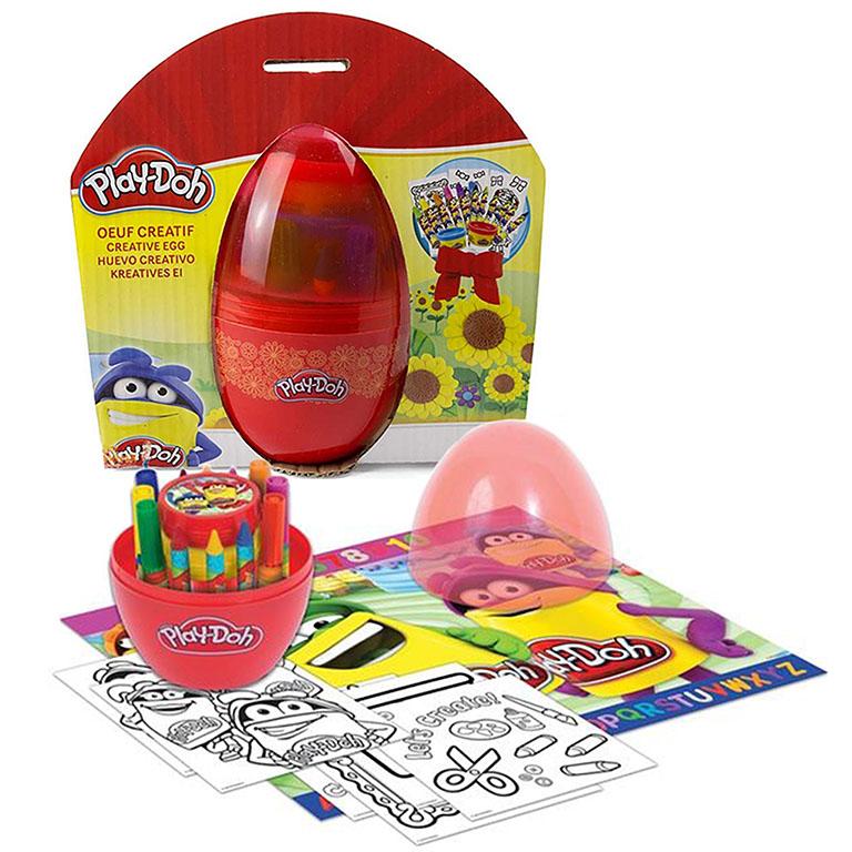 "CPDO019 Play-doh ""Сюрприз в яйце"""