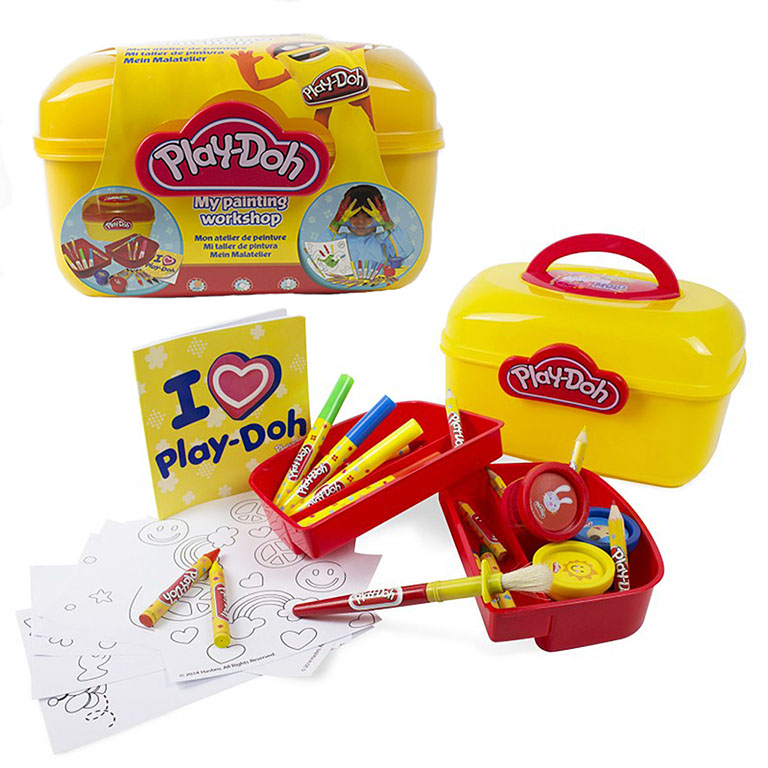 "CPDO013-PE Play-doh ""Сундучок художника"""