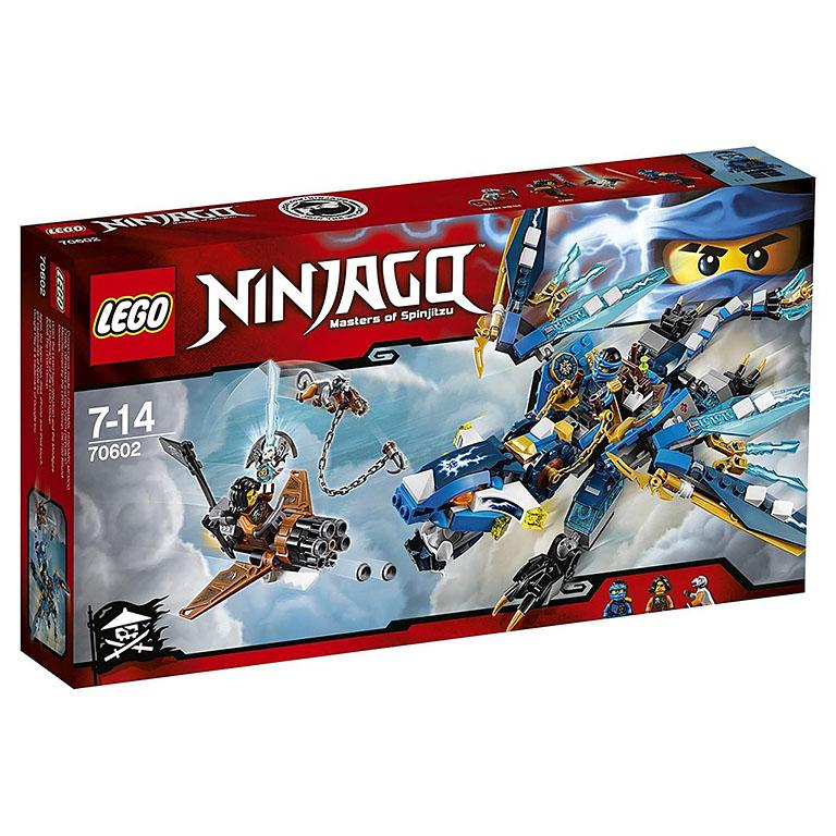 """70602 Ninjago """"Дракон Джея"""""""