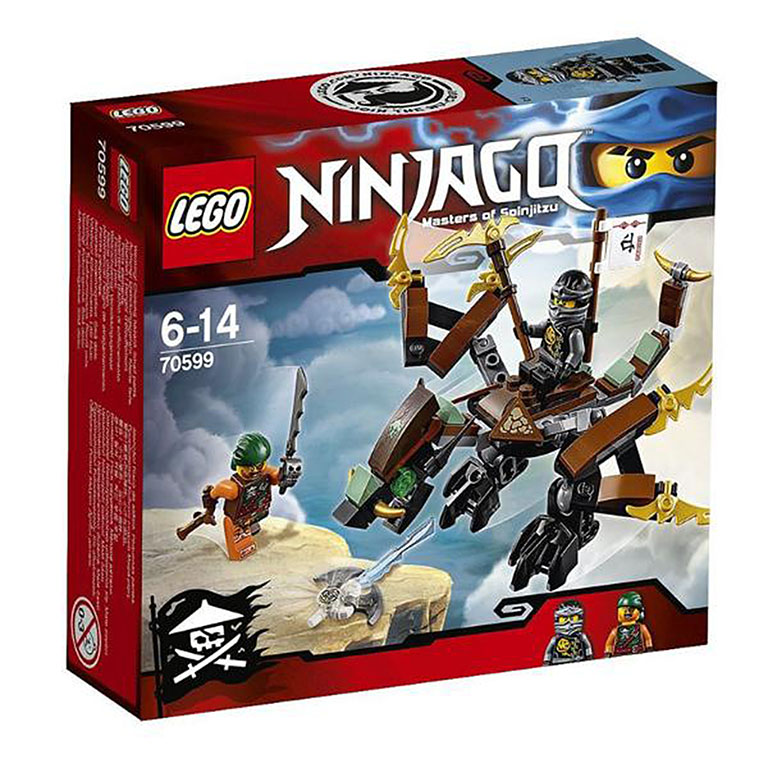 """70599 Ninjago """"Дракон Коула"""""""