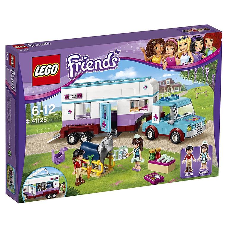 """41125 FRIENDS """"Ветеринарная машина для лошадок"""""""