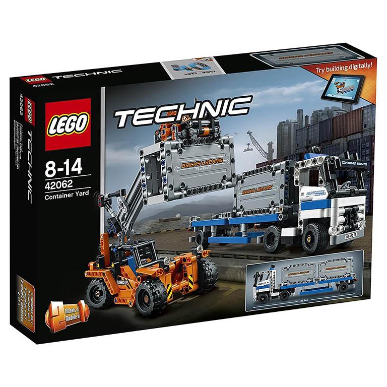 """42062 Technic """"Контейнерный терминал"""""""
