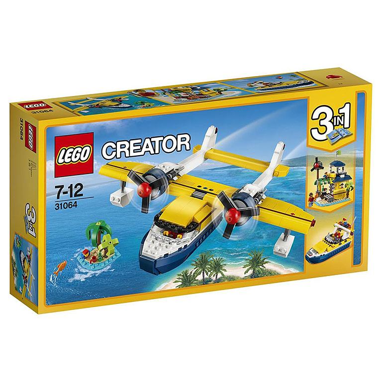 """31064 CREATOR """"Приключения на островах"""""""