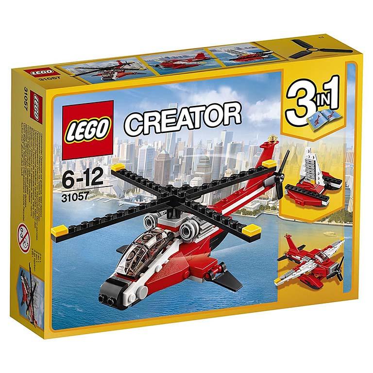 "31057 CREATOR ""Красный вертолёт"""