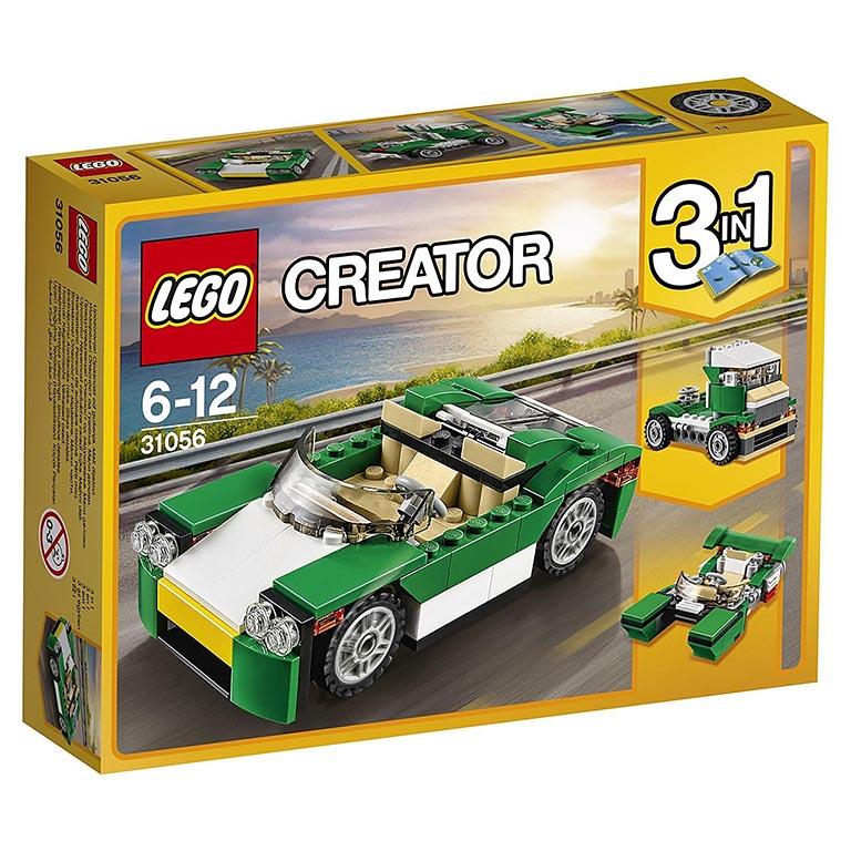 "31056 CREATOR ""Зелёный кабриолет"""