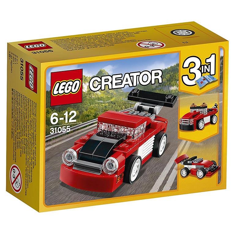 """31055 CREATOR """"Красная гоночная машина"""""""