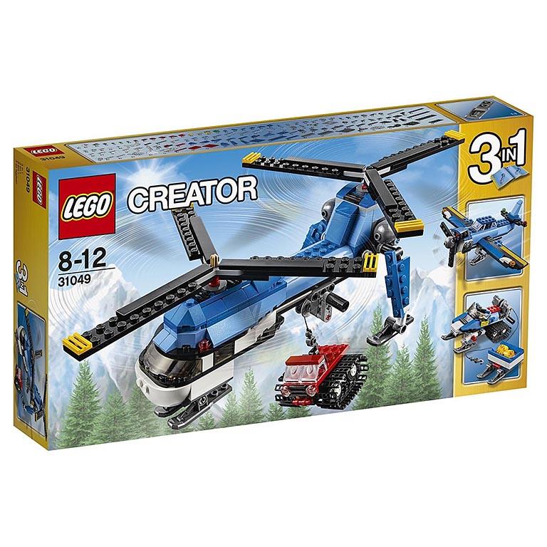 "31049 CREATOR ""Двухвинтовой вертолёт"""