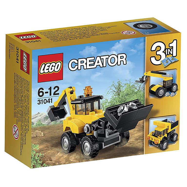 """31041 CREATOR """"Строительная техника"""""""