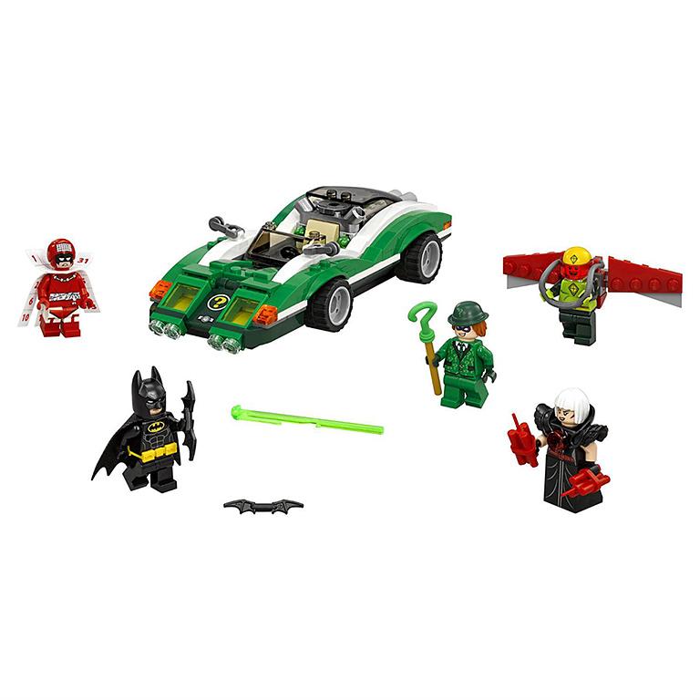 "70903 Batman Movie ""Гоночный автомобиль Загадочника"""