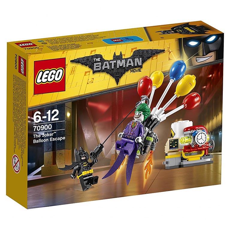 """70900 Batman Movie """"Побег Джокера на воздушном шаре"""""""