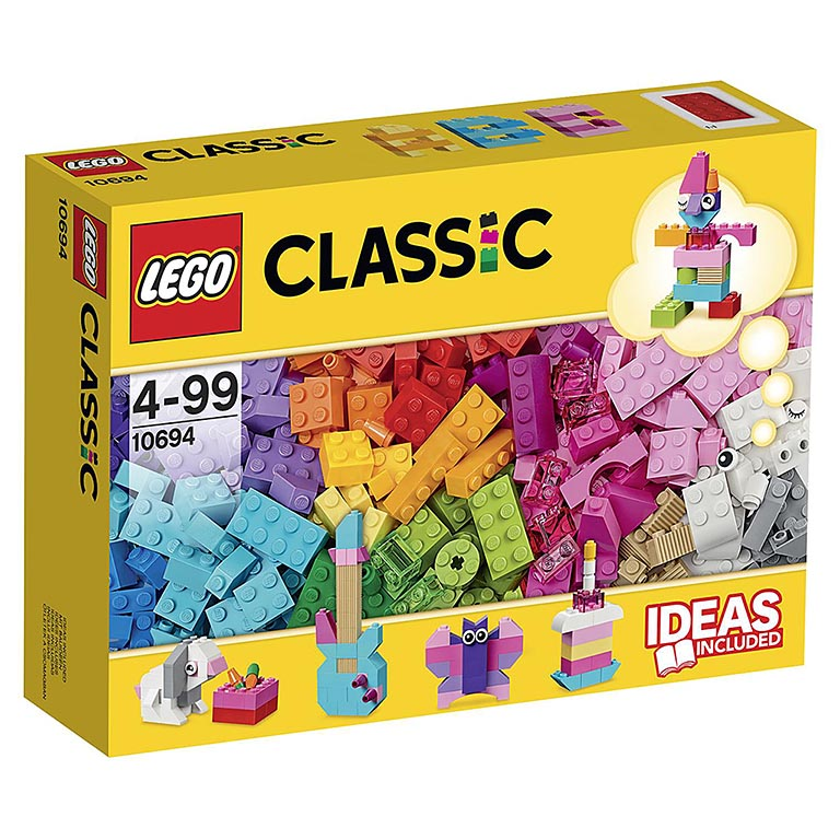 10694 Classic Дополнение к набору для творчества – пастельные цвета