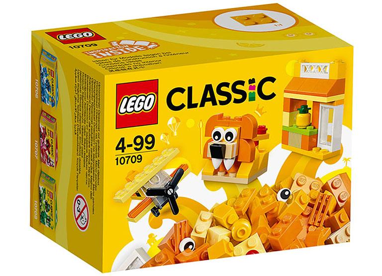 10709 Classic Оранжевый набор для творчества
