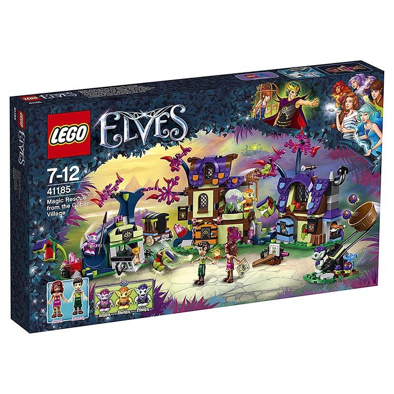 "41185 Elves ""Побег из деревни гоблинов"""