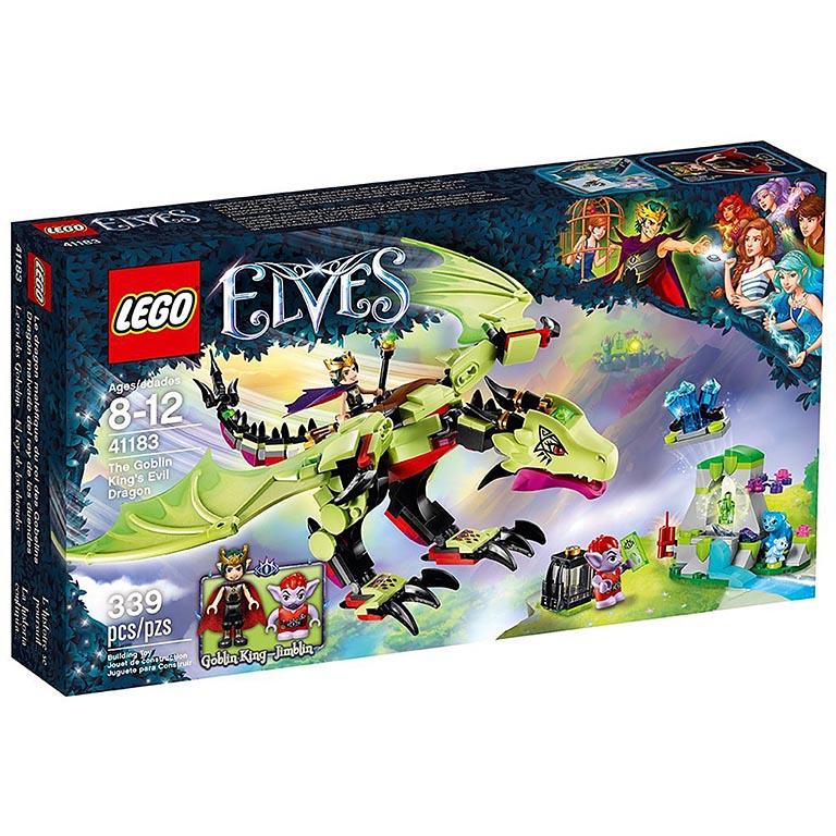 """41183 Elves """"Дракон Короля Гоблинов"""""""