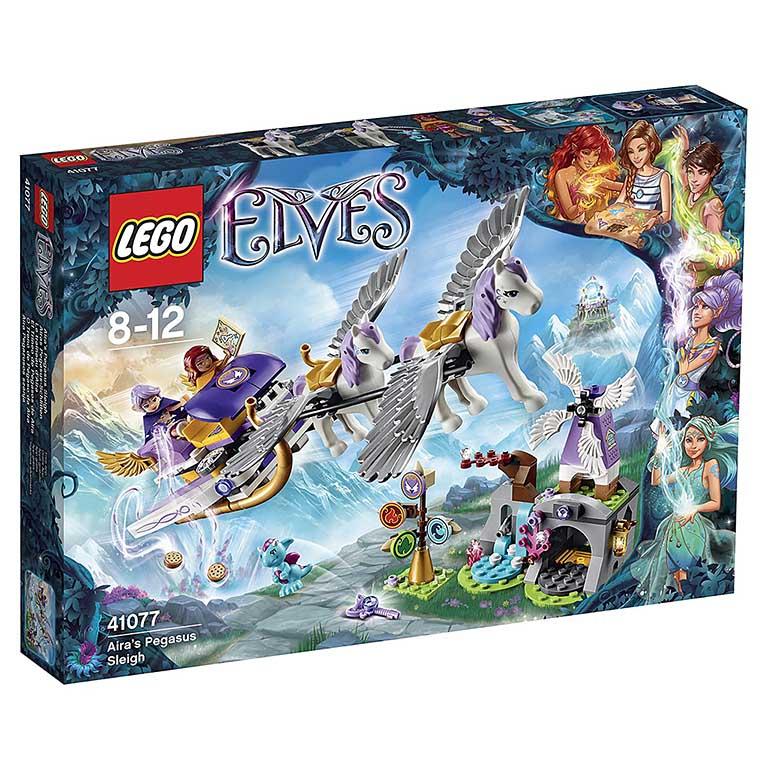 """41077 Elves """"Летающие сани Эйры"""""""
