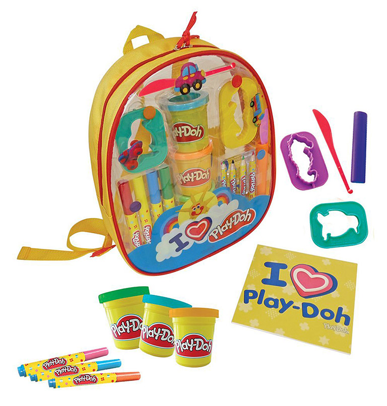 "CPDO012 Play-doh ""Рюкзачок для творчества"""