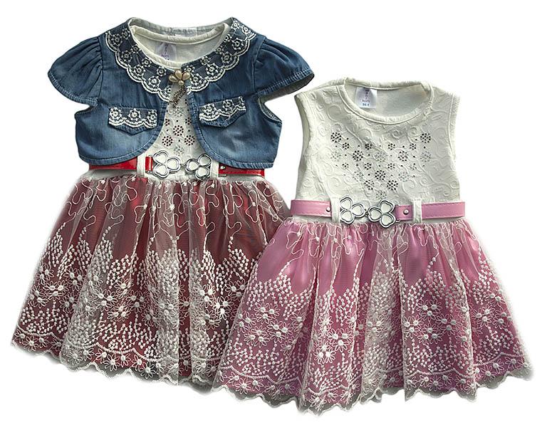 Платье 616 (1-4года)