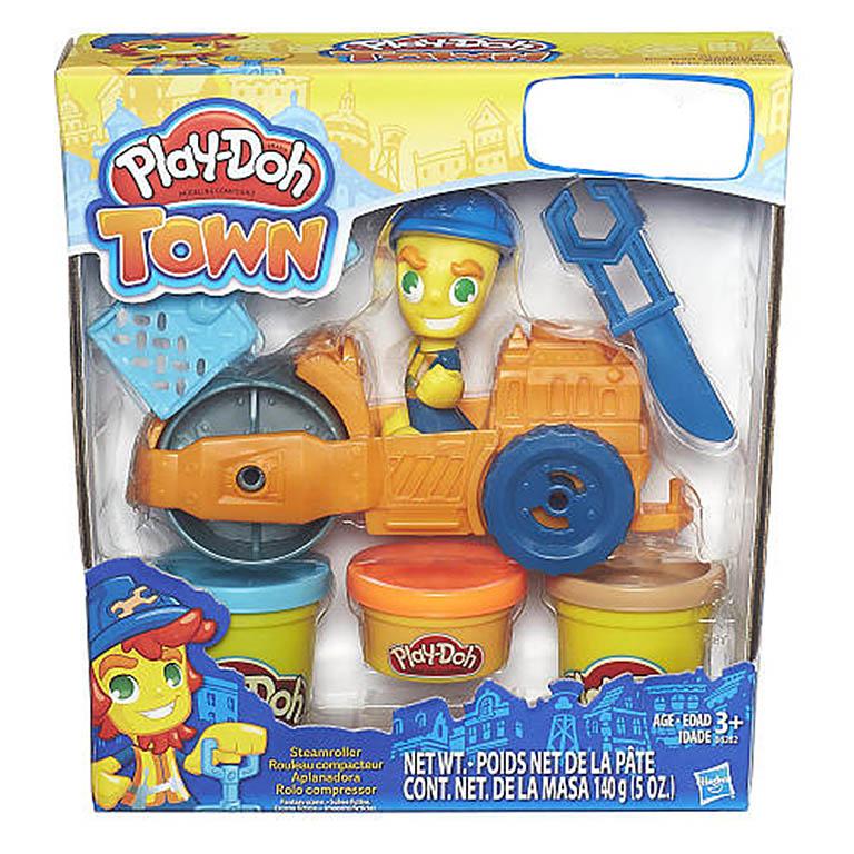 """Play-Doh 6282В """"Паровой каток"""""""