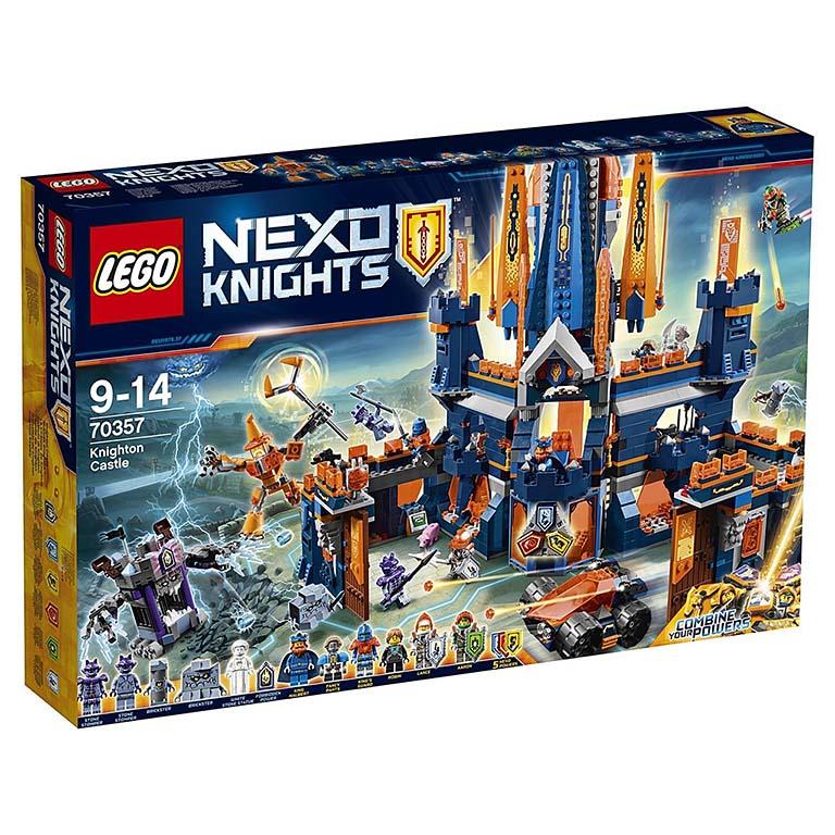 "70357 Nexo Knights ""Королевский замок Найтон"""