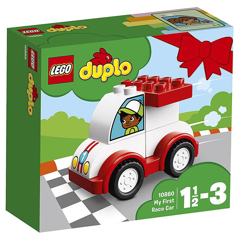 """10860 DUPLO """"Мой первый гоночный автомобиль"""""""