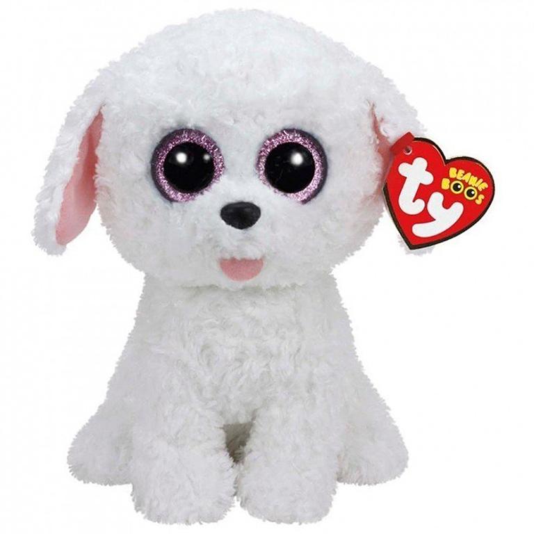 37065 Щенок (белый) Pippie , 25см