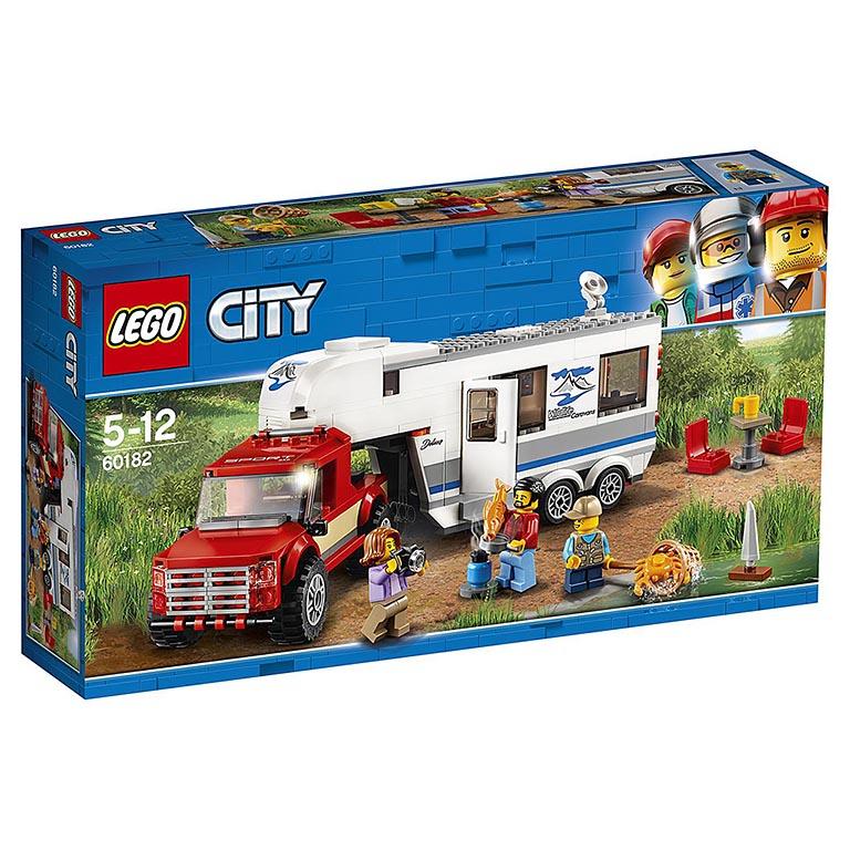 """60182  CITY """"Дом на колесах"""""""