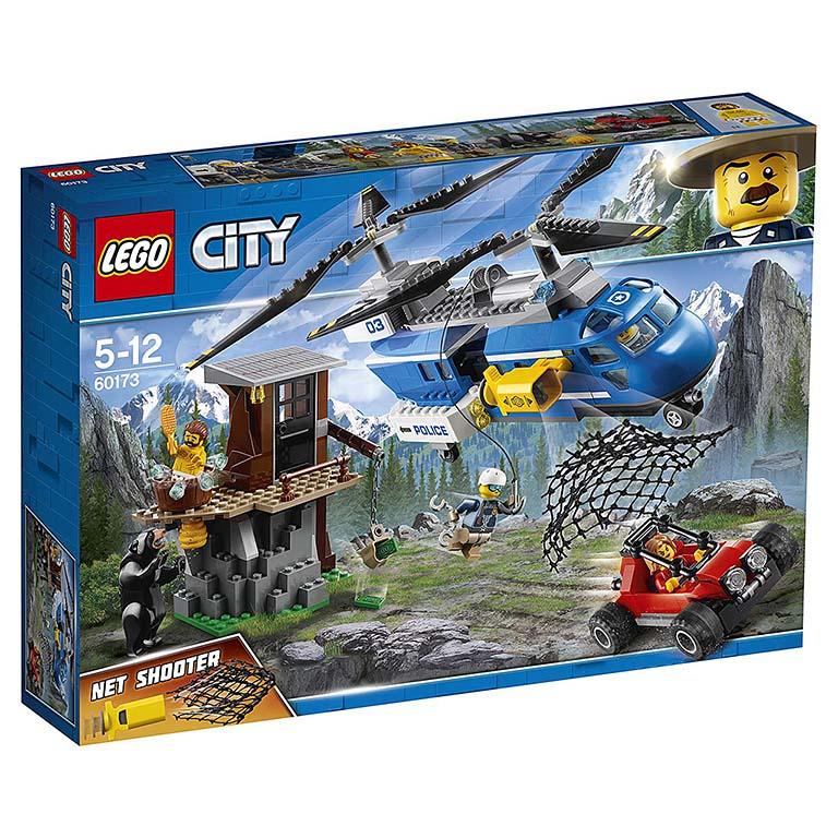 "60173 CITY ""Погоня в горах"""