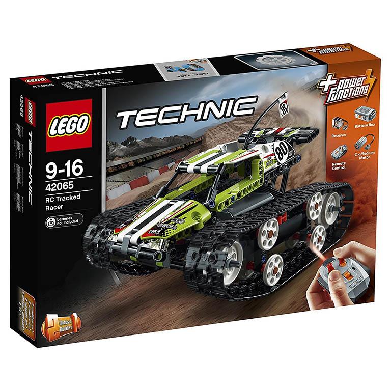 """42065 TECHNIC """"Скоростной вездеход"""" с ДУ"""