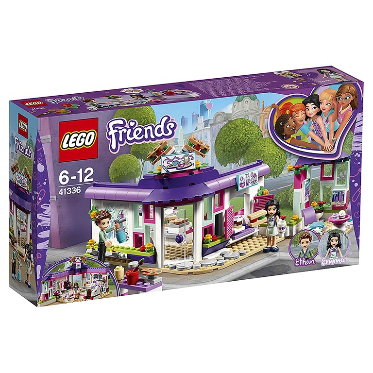 "41336 Friends ""Арт-кафе Эммы"""